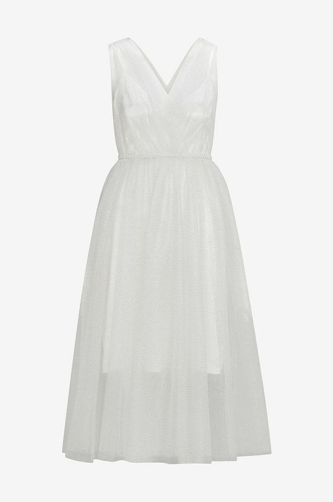 Bröllopsklänning i tyll från Ellos