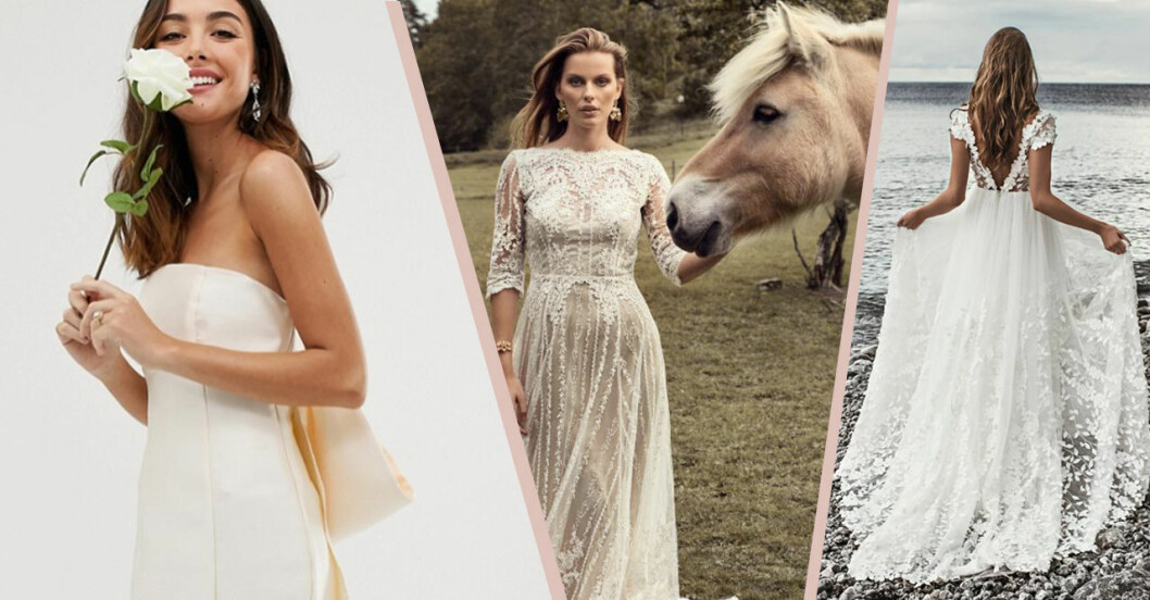 Brudklänning som passar ditt stjärntecken