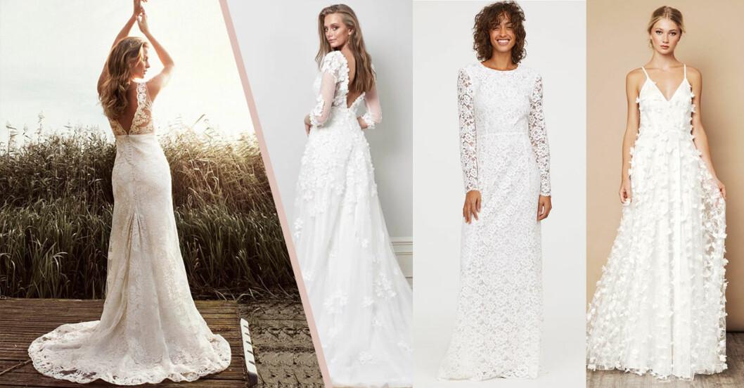 Brudklänningar 2019