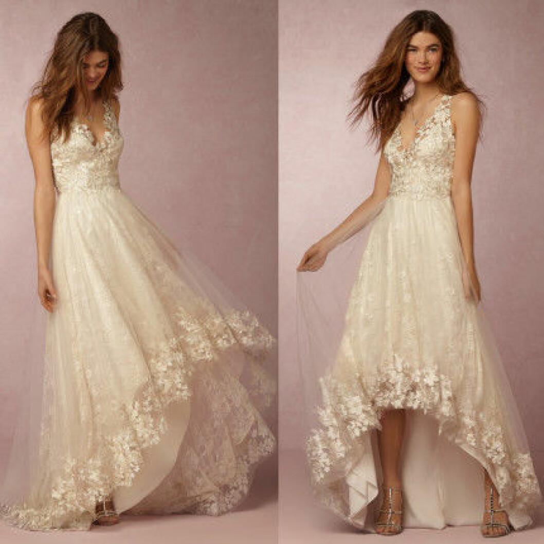 bröllopsklänningar 2016