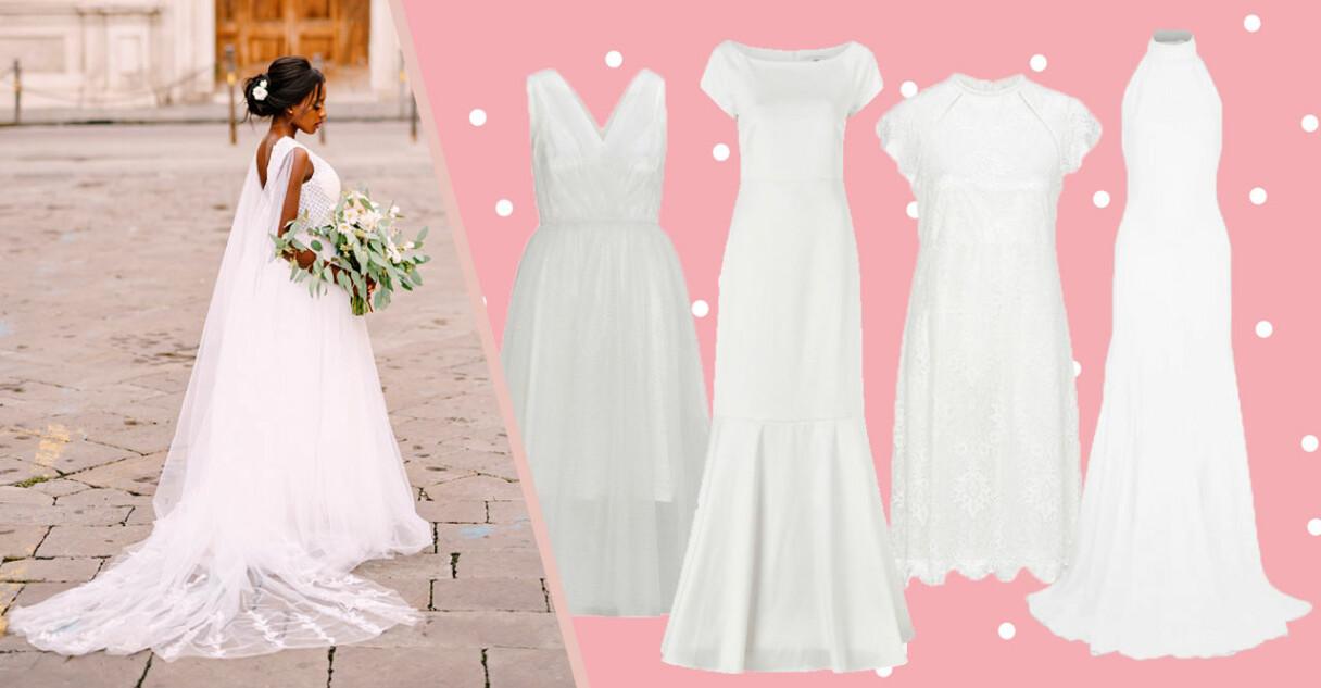 brudklänningar och bröllop 2021
