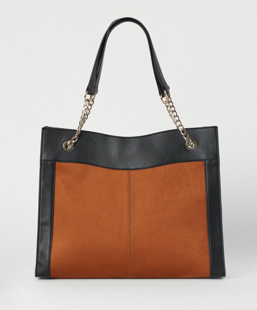 Brun och svart väska för dam till 2019