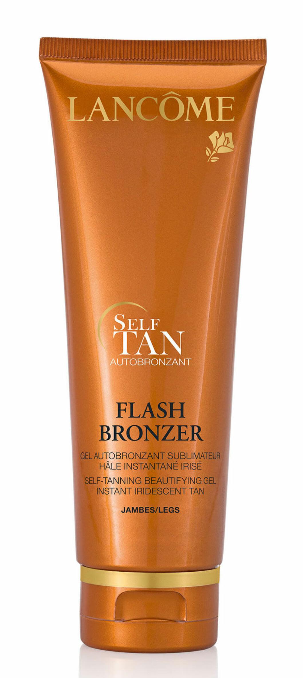 Lancome Flash Bronzer Gel Legs