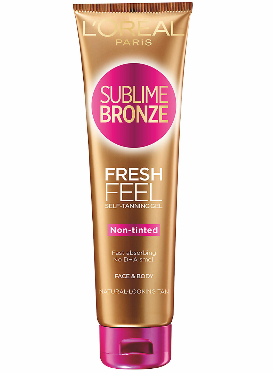 brun utan sol loreal sublime bronze fresh feel