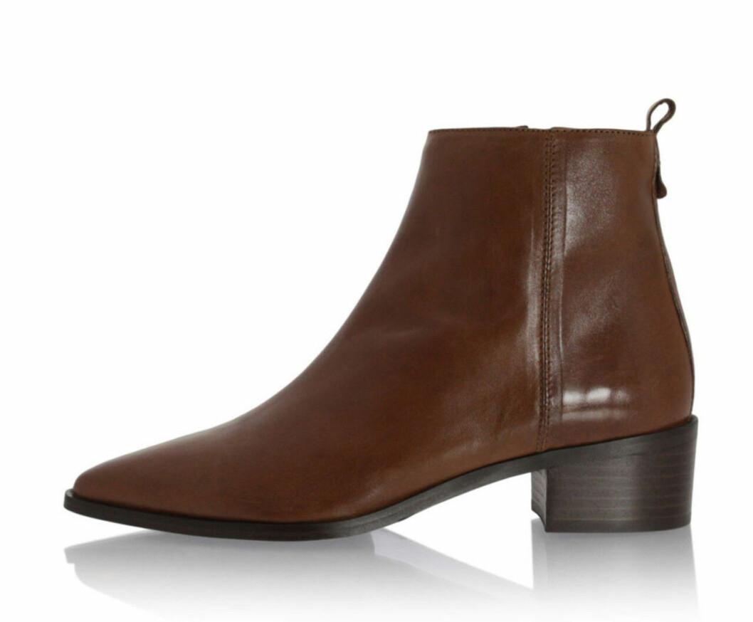 Bruna boots för dam till hösten 2019