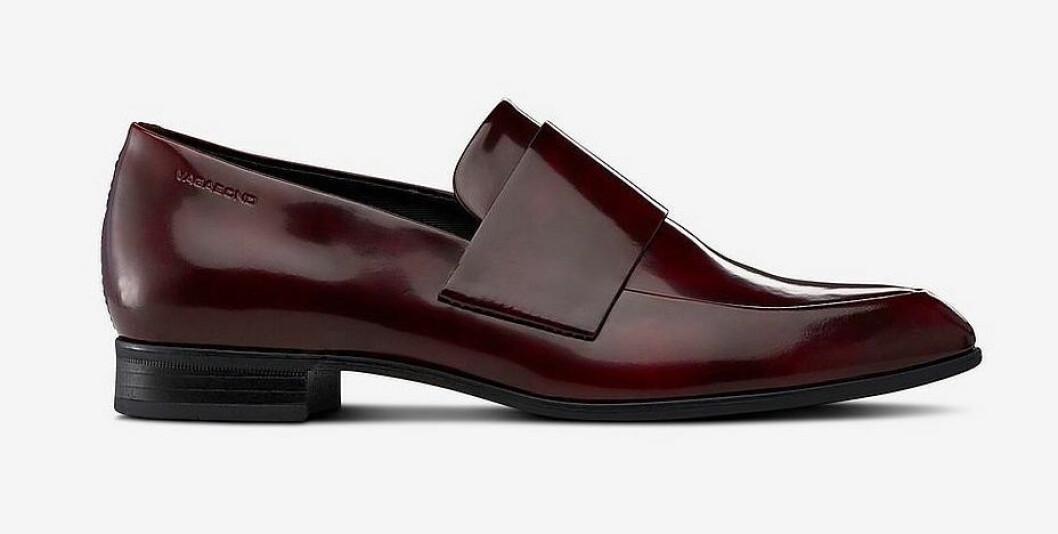 Bruna loafers till hösten