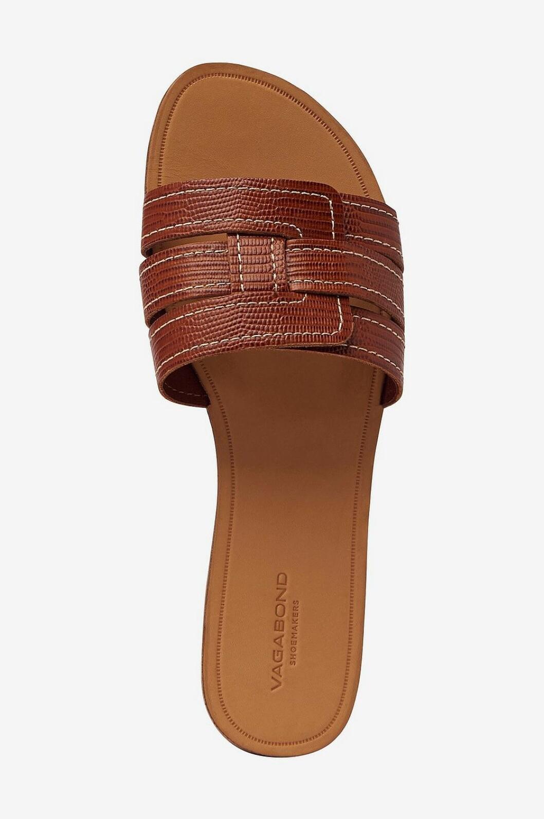 Bruna sandaler från Vagabond för dam till 2020
