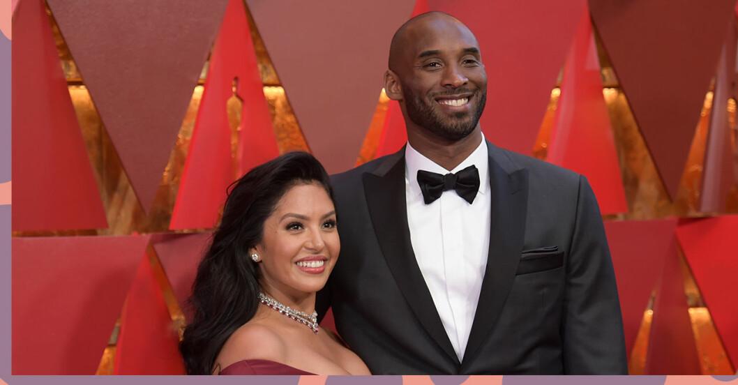 Vanessa och Kobe Bryant gifte sig 2001.