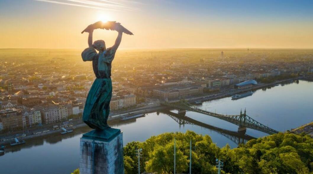 Budapest, Ungern.