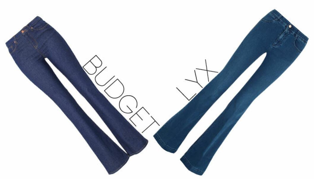 budget lyx jeans