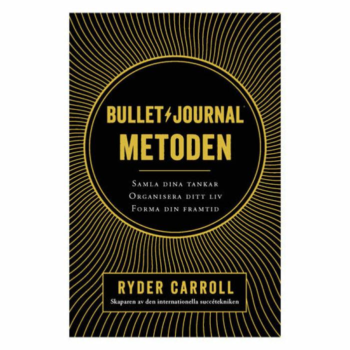 Bullet Journal Ryder Carroll