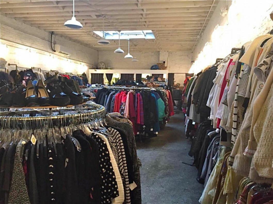 Beacon's closet