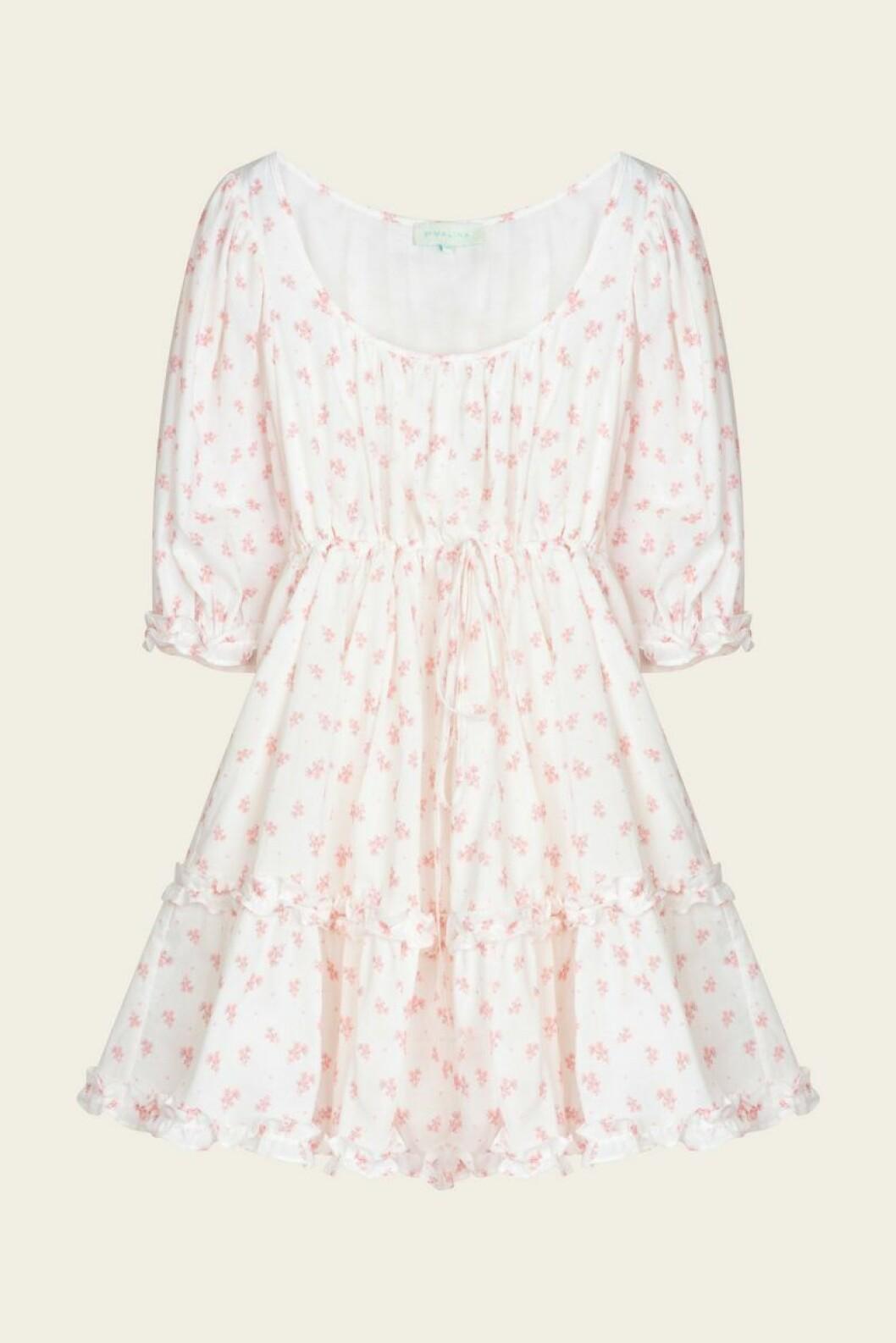 Mini Malina collection 2020: Blommig klänning för dam