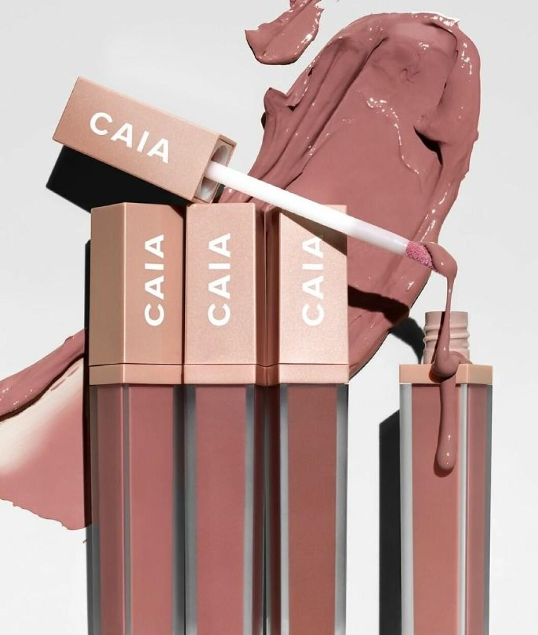 caia cosmetics lappstift kit