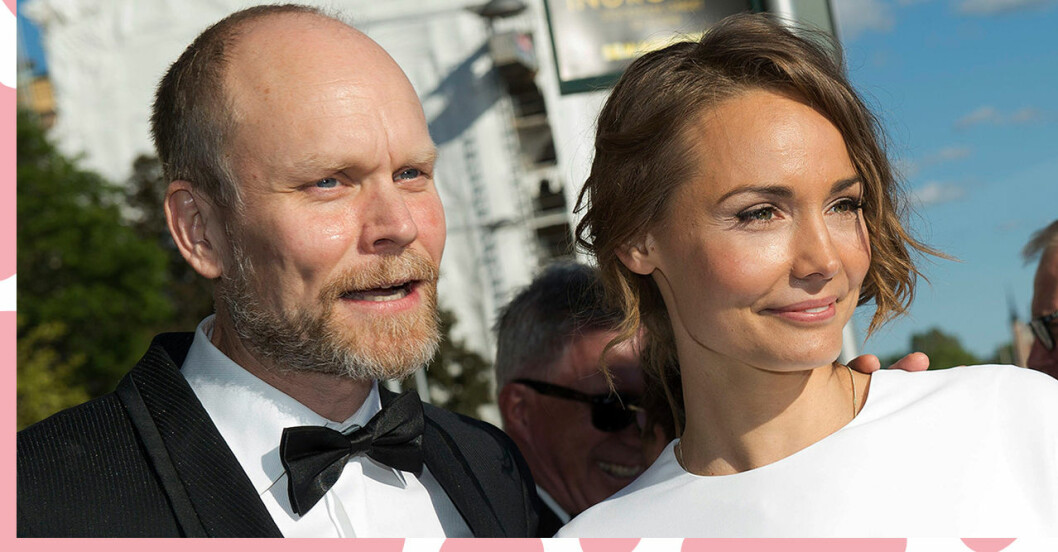 Carina Bergs hyllning till ex-maken Kristian Luuk – 5 år efter skilsmässan