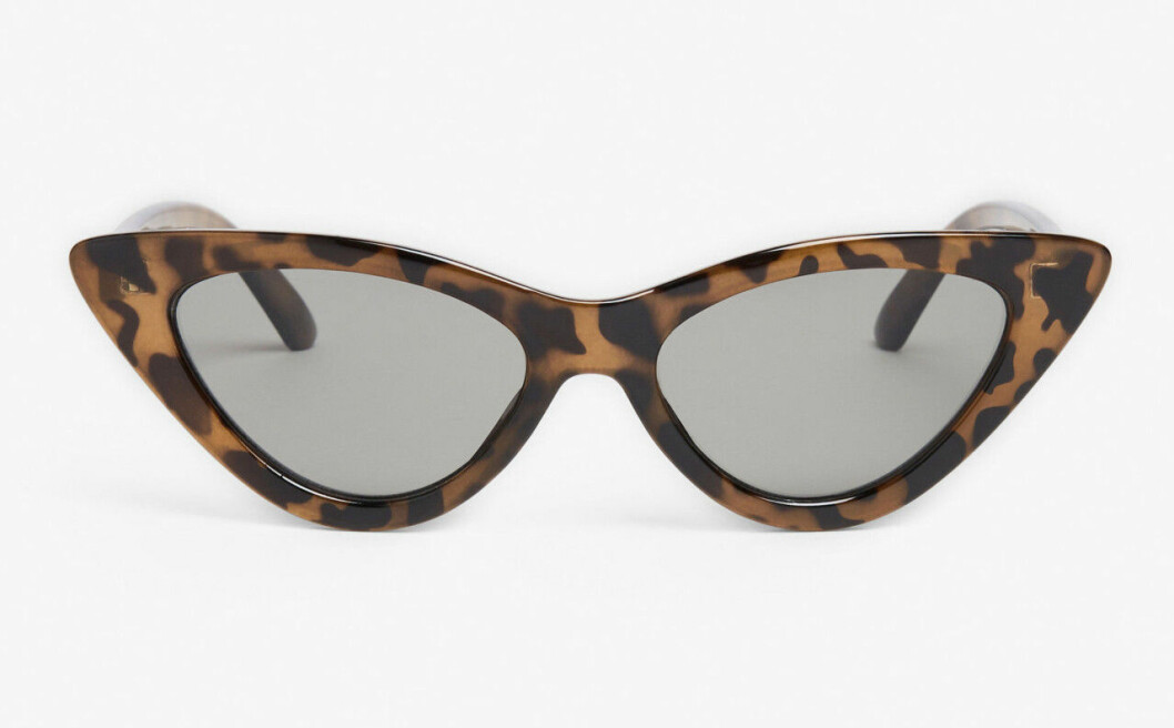 Billiga solglasögon i cateye-modell för dam till 2020