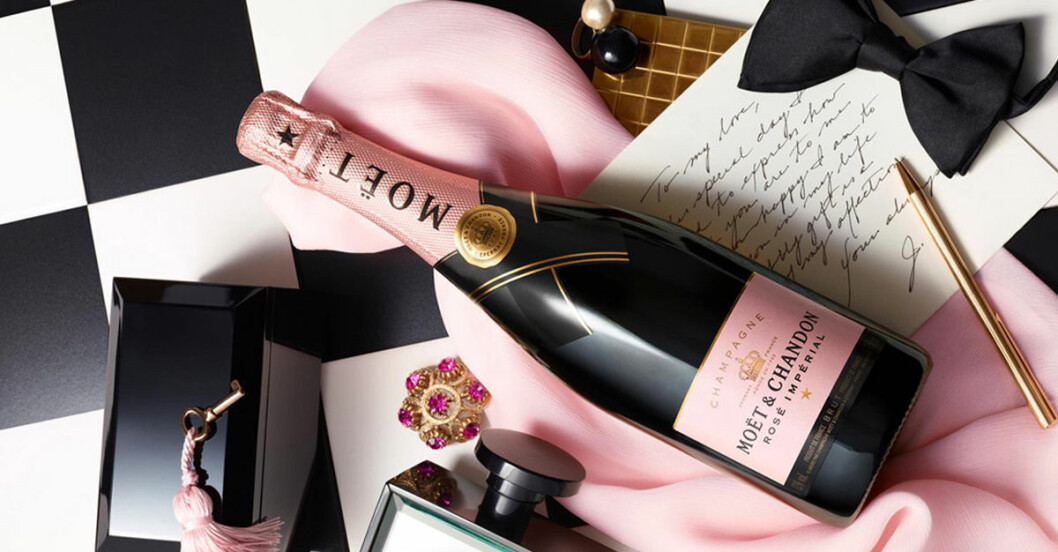 champagne nyttigt