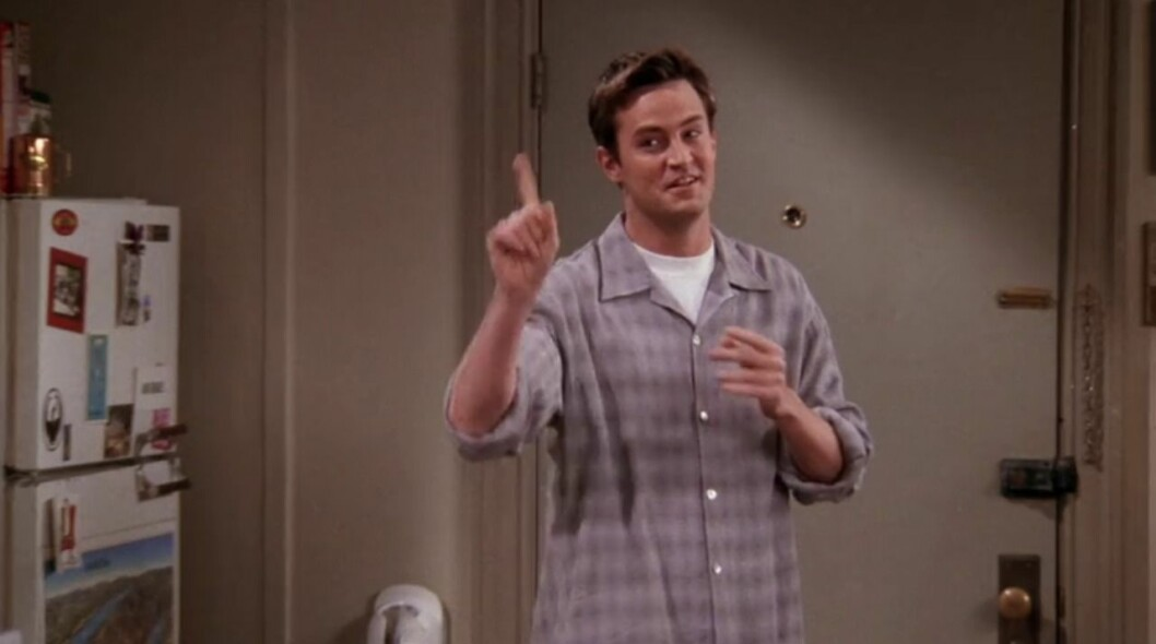 Chandler i Friends