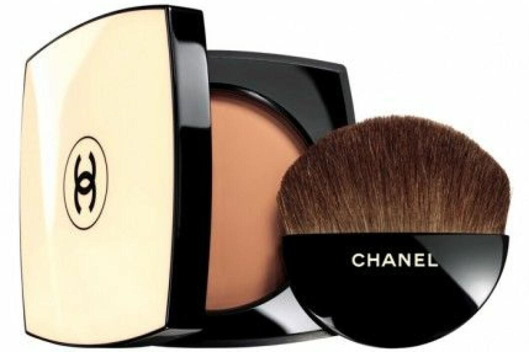 """Chanels nya puder """"Les Beiges"""" lanseras sommaren 2013."""