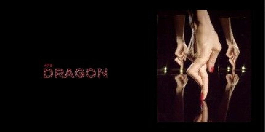 "Chanel Les Vernis i ""Dragon""."