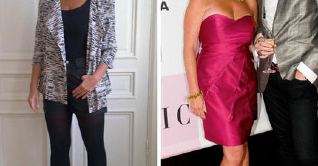 Rösta på din favorit av Charlottas senaste outfits!