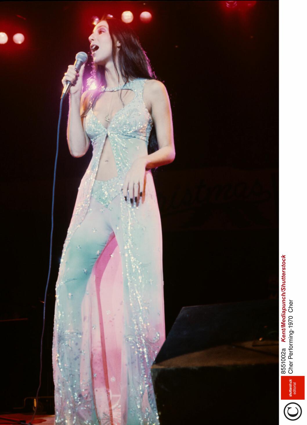 Cher på 70-talet