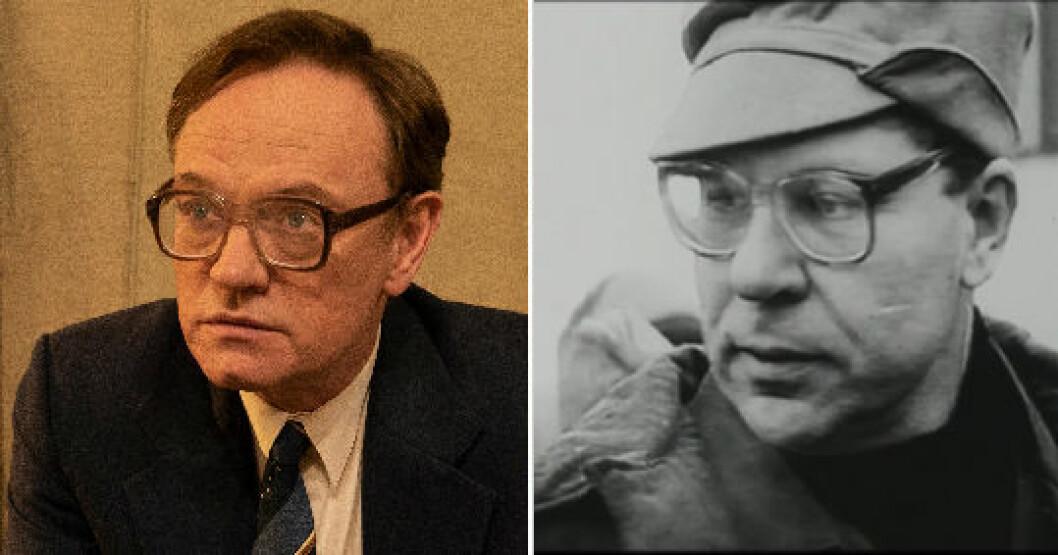 Chernobyl HBO Nordic: Så såg Legasov ut i verkligheten