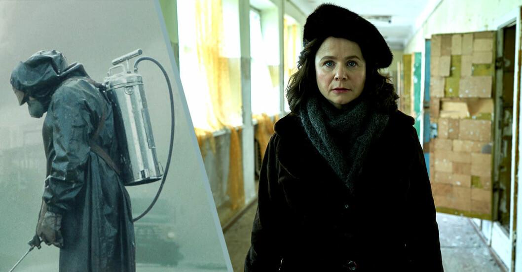 Arkitekten Maria Protsenko är inte med i HBO:s Chernobyl.