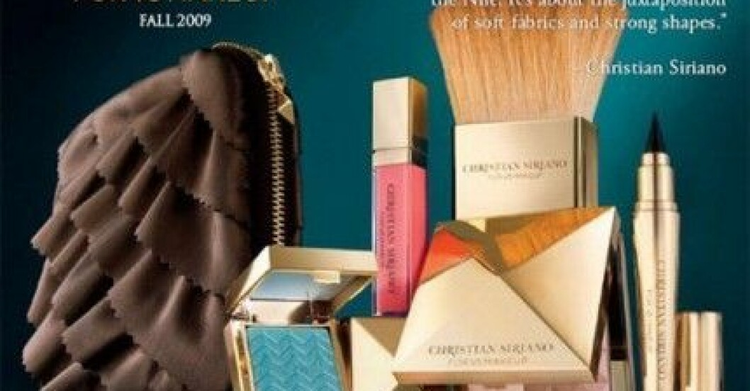 Christian Siriano for VS Makeup.