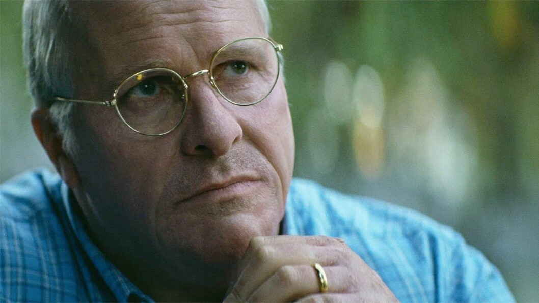 Christian Bale som Dick Cheney i Vice.
