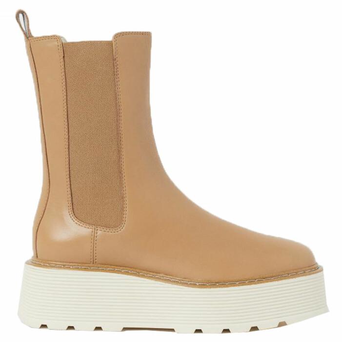 beige boots