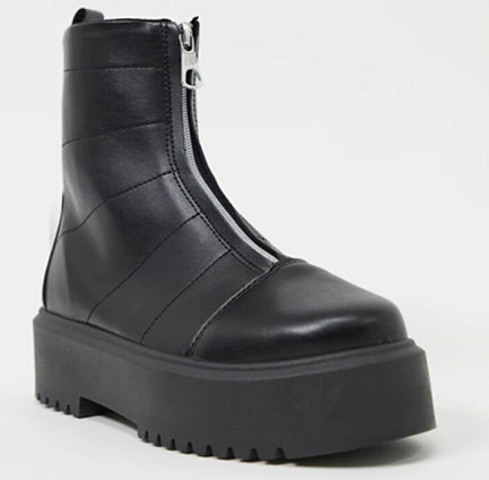 chunky boots asos