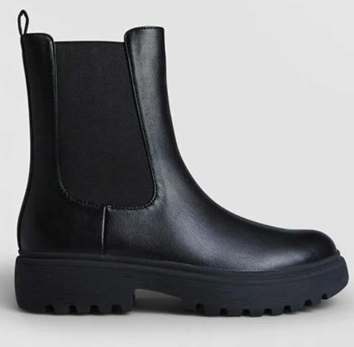 chunky boots gina tricot