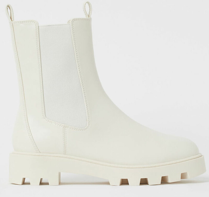 chunky boots hm