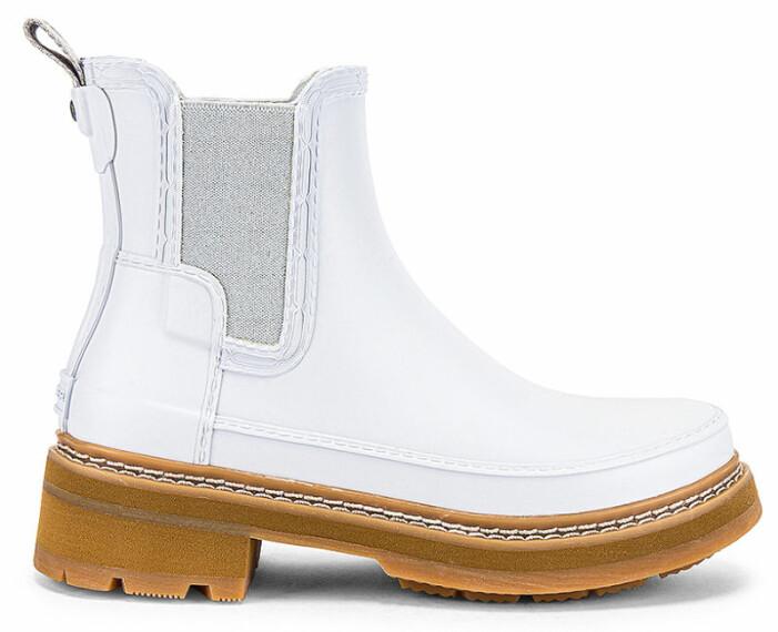 chunky boots hunter