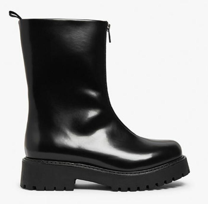 chunky boots monki