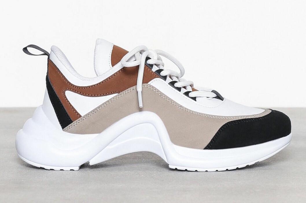 Chunky sneakers till våren 2019