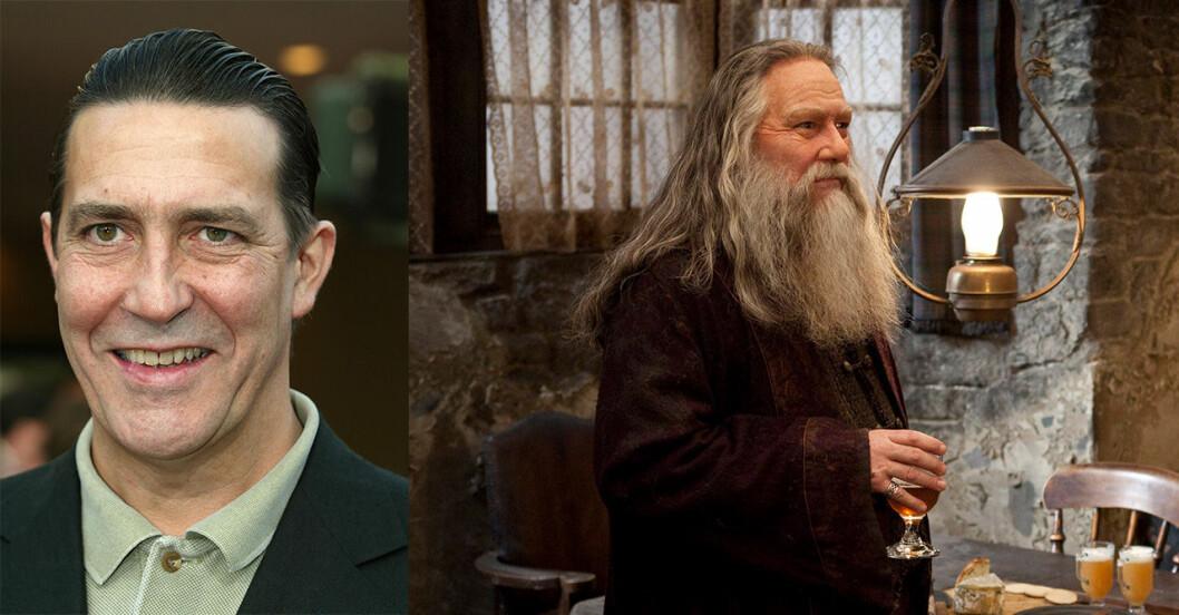 Ciarán Hinds i Harry Potter