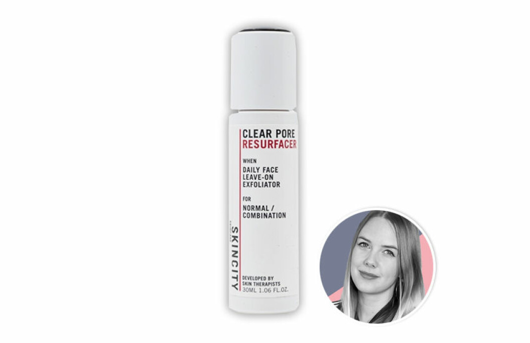 Clear pore resurfacer från Skincity Skincare