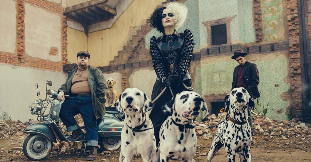 Emma Stone i Cruella