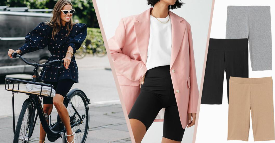 Cykelbyxor för dam till sommaren 2020 – bästa köpen i olika modeller