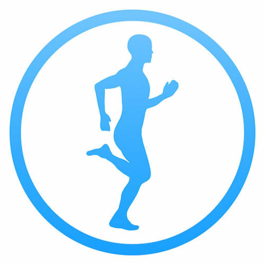 App som visar olika träningspass
