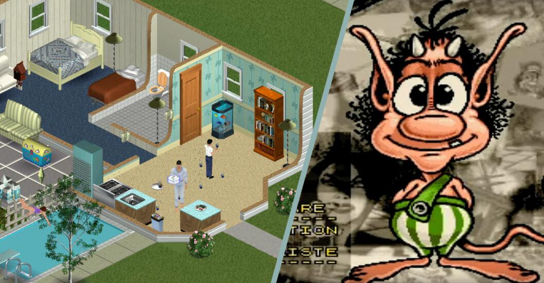 Datorspel du spelade om du var barn på 1990-talet
