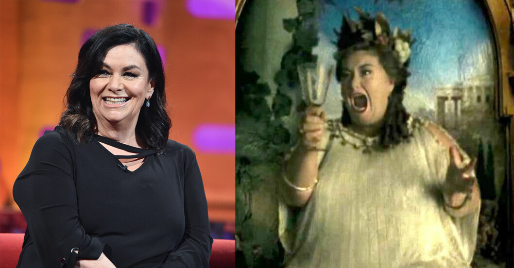Dawn French i Harry Potter