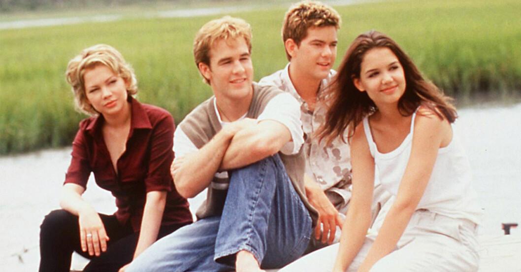 Dawsons creek - tv-serie nostalgi från 90-talet!