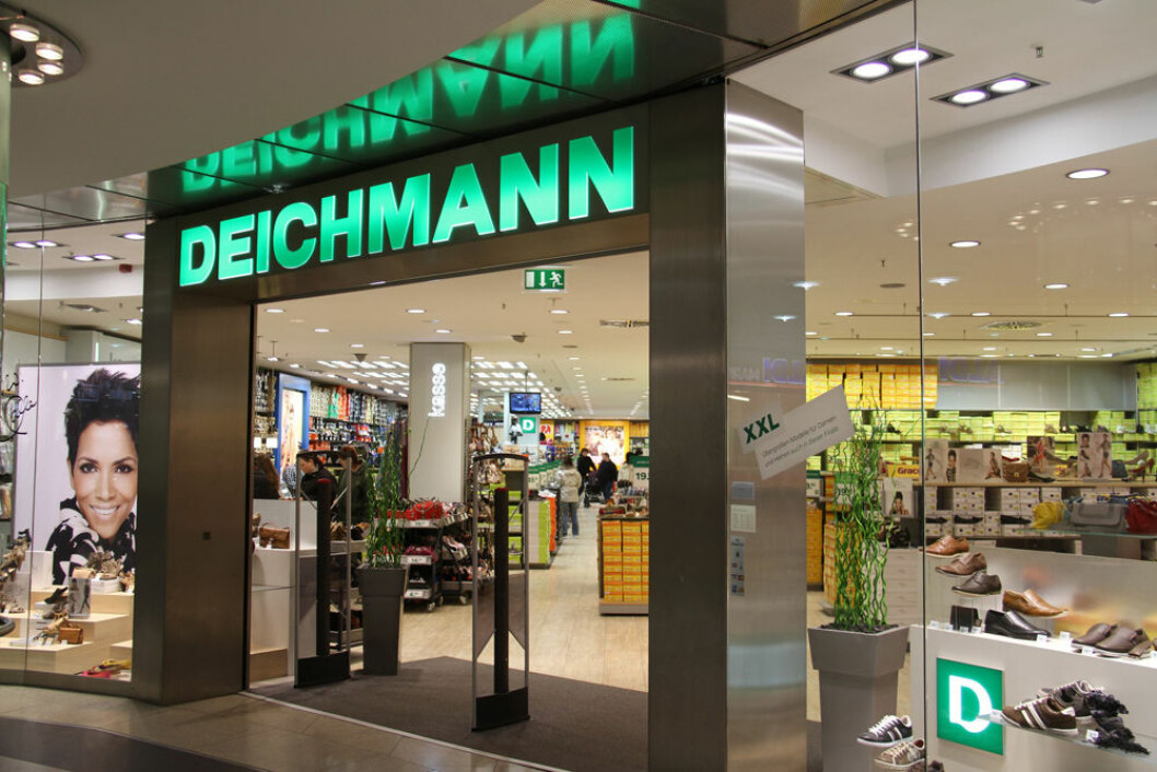 deichmann right size delivery