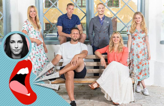 Deltagarna i Gift vid första ögonkastet Sverige säsong 7.
