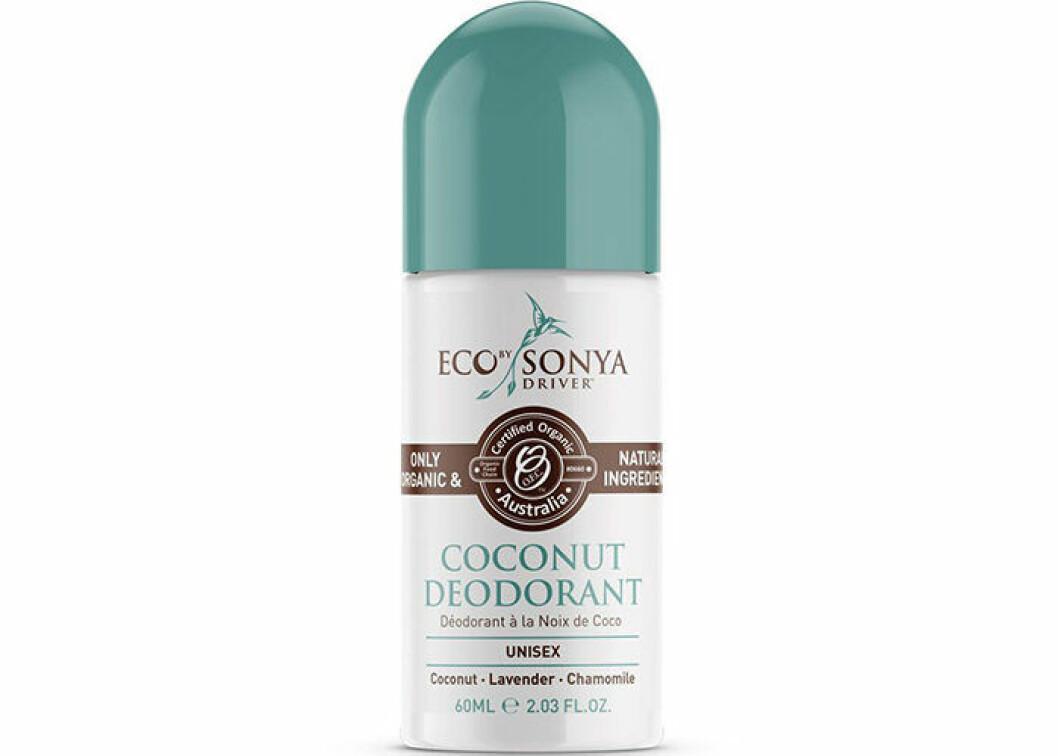 Deodorant för känslig hud som är vegansk