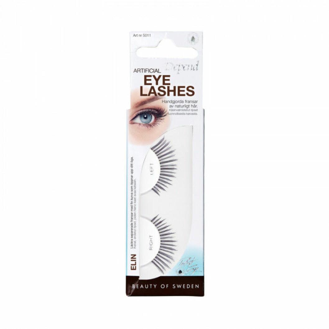 Depend eyelashes 5011