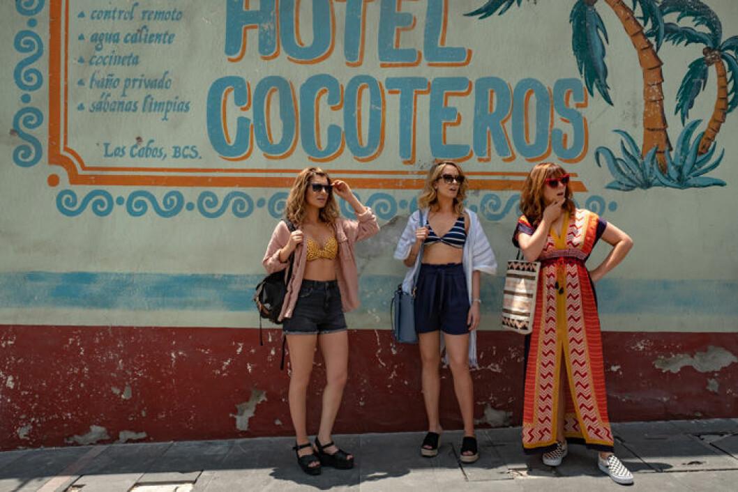 En bild från filmen Desperados på Netflix.